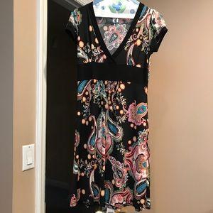 Dresses & Skirts - Paisley Print Dress